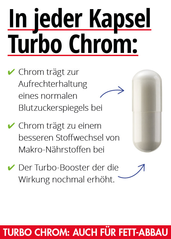 Turbo Chrom-Picolinat Bild 2