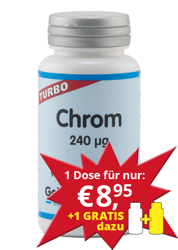 4. Turbo Chrom-Picolinat