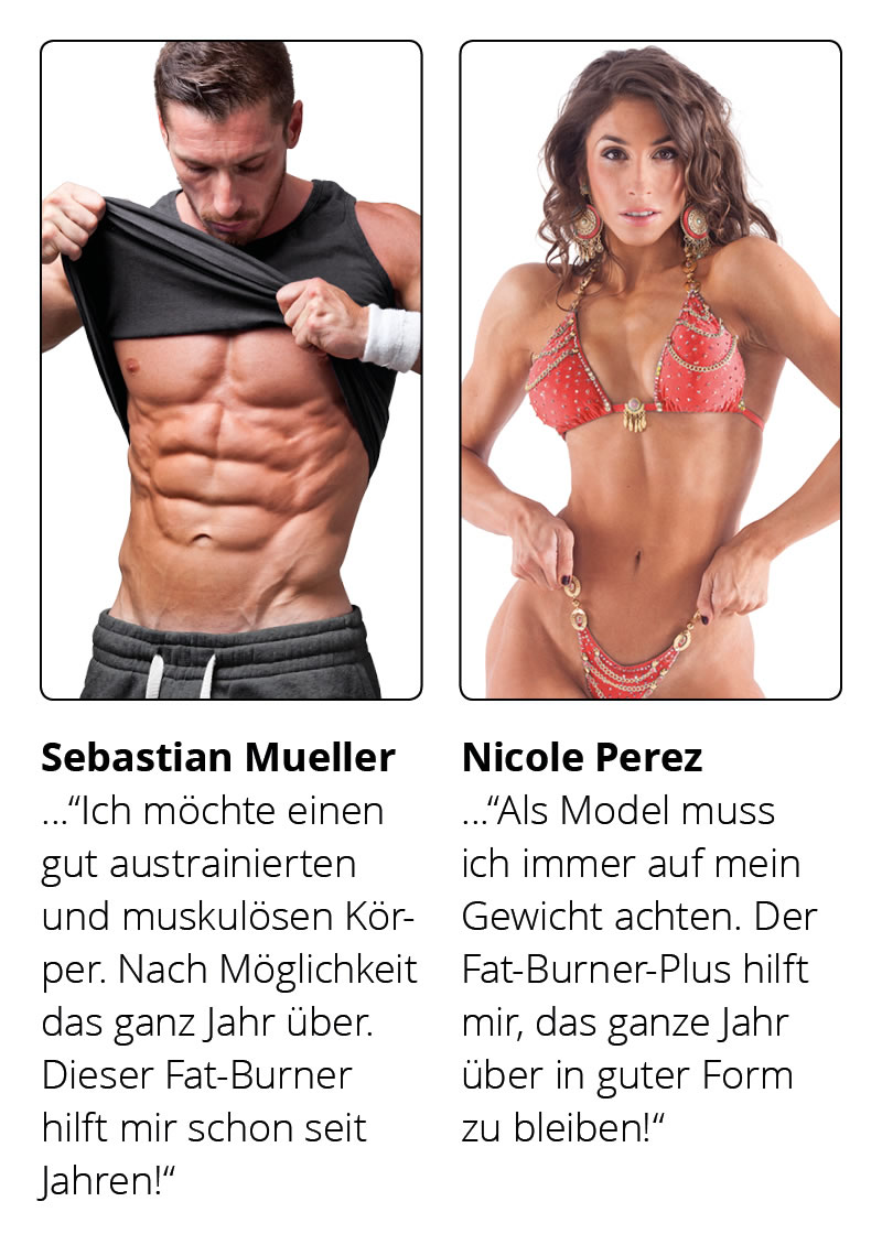 März-Angebot 2: Turbo Fat-Burner Plus NEU! 1+1 Dose gratis Bild 3