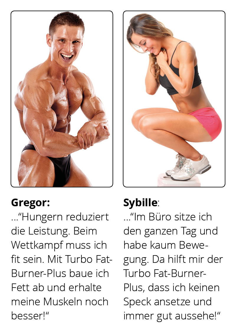 März-Angebot 2: Turbo Fat-Burner Plus NEU! 1+1 Dose gratis Bild 4
