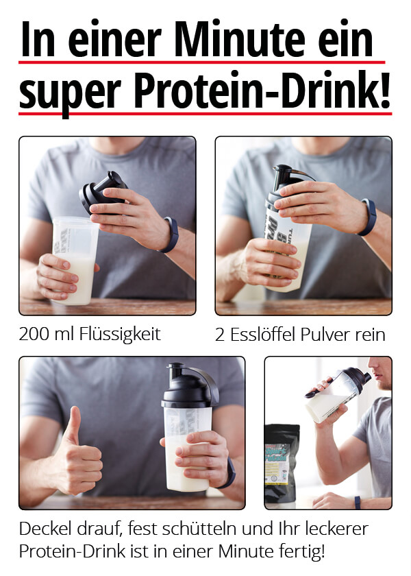 Turbo Sport-Protein - All in one for winners Bild 4